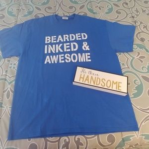 Men's Graphic T-Shirt NEW!